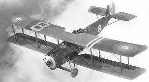 ww1 airplane